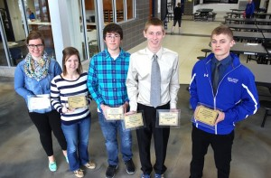 Madeline Lyons, Allison Kilburg, Alex Hinke-Business Ethics Josh Sieverding--Business Calculations & Spreadsheet Applications Dalton Stephany--Spreadsheet Applications
